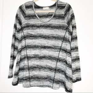Altar'd State Sweaters - Altar'd State Sz M striped sweater